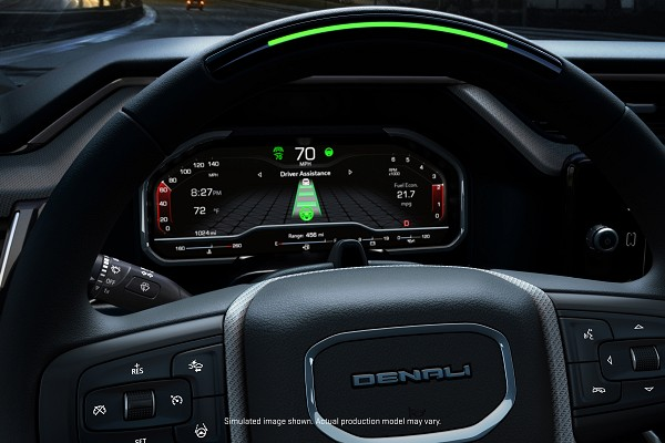 2022 GMC Sierra Denali Super Cruise