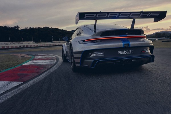 Porsche 911 GT3 Cup Sportscar