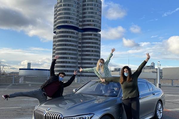 BMW Group - most popular employer
