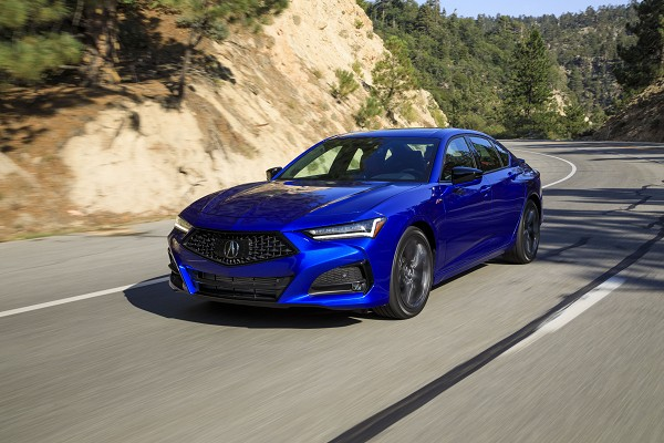 All-New 2021 TLX Advances Acura's Commitment to Safety Performance