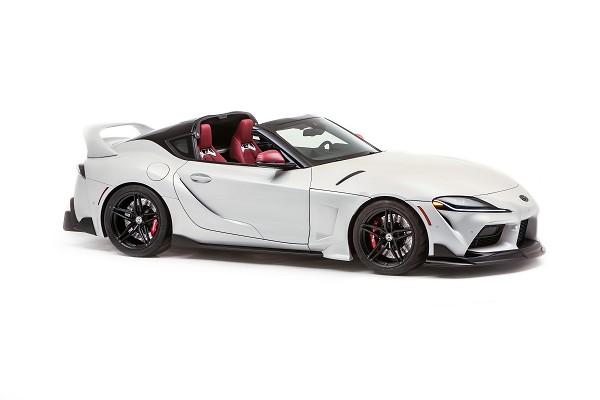 Toyota Reveals Additional SEMA Builds Based on Supra
