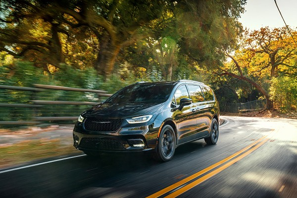 2021 Chrysler Pacifica Limited S