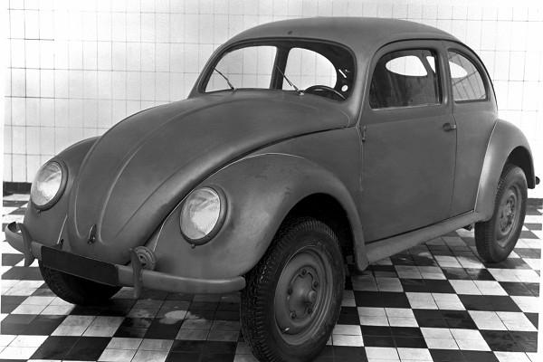 Beetle of 75 years ago