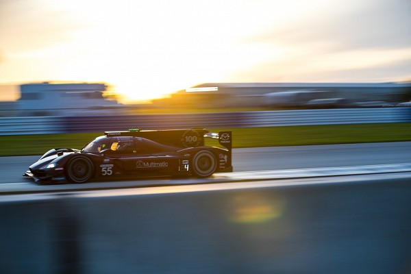 Mazda takes victory in the 2020 Sebring 12 Hours