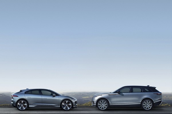 Jaguar Land Rover retailers welcome digital buyers throughout November