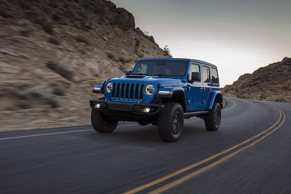 4X4X470: New 2021 V8 Jeep® Wrangler Rubicon 392