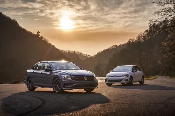 2021 Volkswagen Jetta GLI and Golf GTI