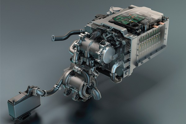 Hydrotec Fuel Cell System