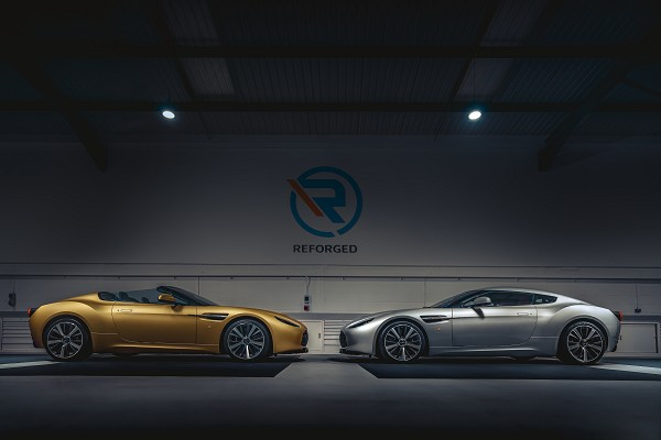 Vantage V12 Zagato Heritage TWINS by R-Reforged