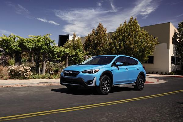 2021 Subaru Crosstrek Hybrid
