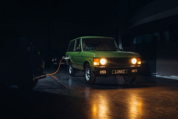 Builds set to start for world's only production electric classic Range Rovers